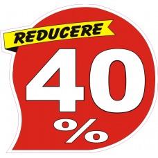 Reducere 40