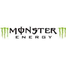Parasolar auto monster energy