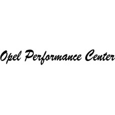 Opel performance center